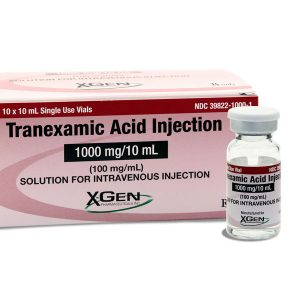 tranaxemic acid drug study The current place of tranexamic acid in  tranexamic acid  and there is concern that using an antifibrinolytic drug may increase this risk the woman study.